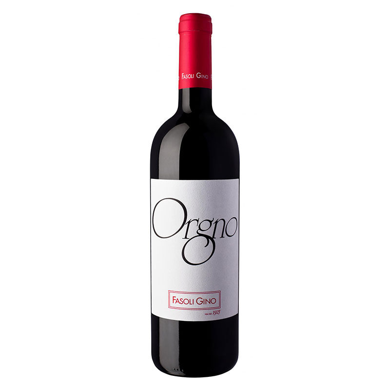 "Merlot Rosso Veronese igt ""Orgno"" 2011"